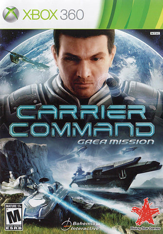 Carrier Command - Gaea Mission (XBOX360) XBOX360 Game