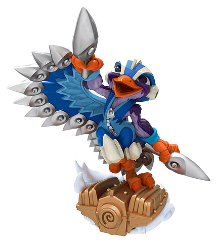 Skylanders SuperChargers Drivers - Stormblade (Loose) (Toy) (TOYS) TOYS Game