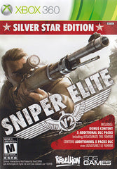 Sniper Elite V2 (Silver Star Edition) (Bilingual) (XBOX360)