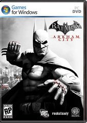 Batman: Arkham City - Standard Edition (PC)