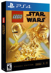 LEGO Star Wars - The Force Awakens (Deluxe Edition) (PLAYSTATION4)