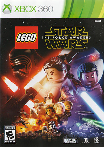 LEGO Star Wars - The Force Awakens (XBOX360) XBOX360 Game