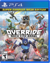 Override: Mech City Brawl (Super Charged Mega Edition) (PLAYSTATION4)