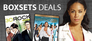 GREAT DEALS ON BOXSETS