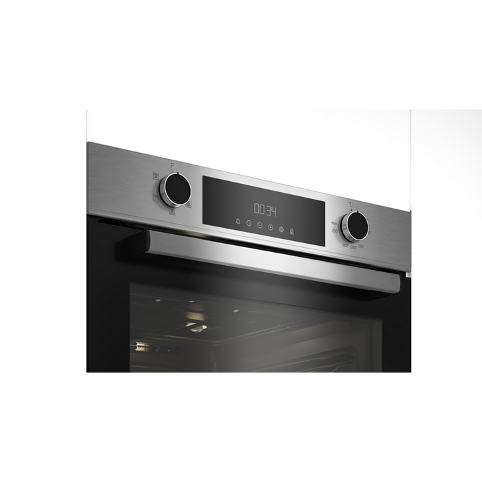 Beko CIFY81X AeroPerfect™ Built In Electric Single Oven - Stainless Steel-Single oven-Beko-northXsouth