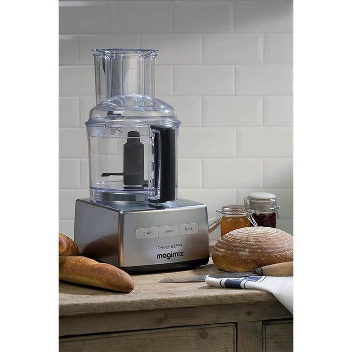 Magimix 5200XL Food Processor, Black-Food Processors-Magimix-northXsouth