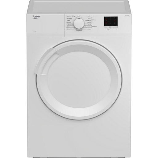 Beko DTLV70041W 7kg Vented Tumble Dryer - White-Tumble Dryer-Beko-northXsouth