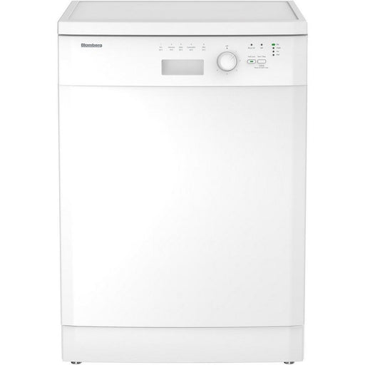 Blomberg LDF30110W Freestanding 60cm Dishwasher - White-Freestanding Dishwasher-Blomberg-northXsouth
