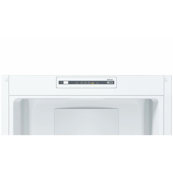 Bosch KGN34NW3AG Freestanding No Frost Fridge Freezer - White-Fridge freezer-Bosch-northXsouth