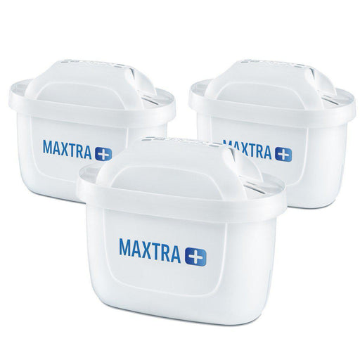 Brita Maxtra + Plus Genuine Replacement Filter Cartridge-Brita Water Filters-Brita-Three Pack-northXsouth