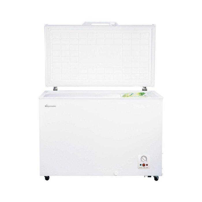 Fridgemaster 306L Chest Freezer with Winter Guard - White-Chest Freezer-Fridgemaster-northXsouth