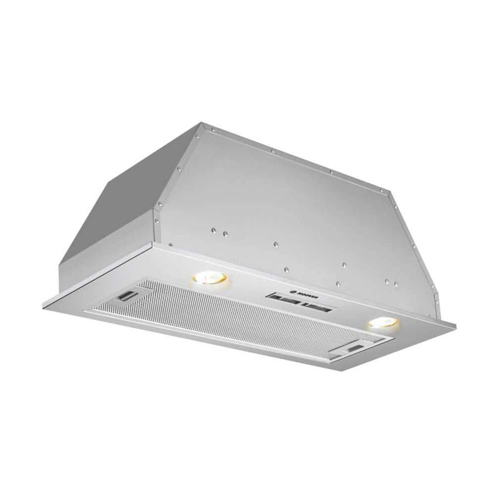 Hoover HBG750X 75cm Canopy Cooker Hood - Stainless Steel - 615m³/hr-Canopy Hood-Hoover-northXsouth