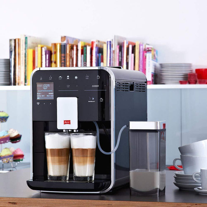 Melitta Barista TS Smart Fully Automatic Coffee Machine - Black-Bean-to-Cup Coffee Machines-Melitta-northXsouth