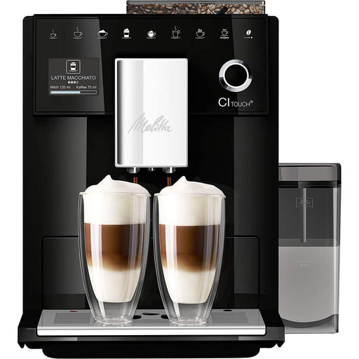 Melitta CI Touch Fully Automatic Bean to Cup Coffee Machine - Black-Coffee Machine-Melitta-northXsouth