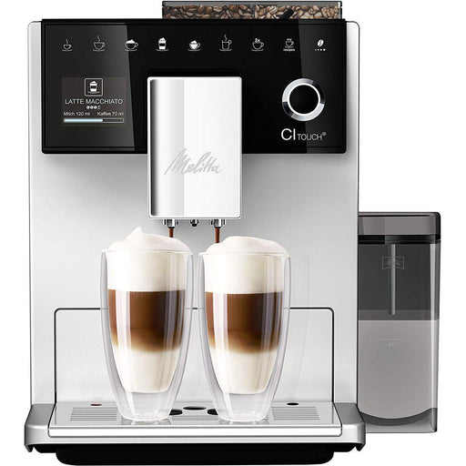 Melitta CI Touch Fully Automatic Bean to Cup Coffee Machine - Silver-Coffee Machine-Melitta-northXsouth