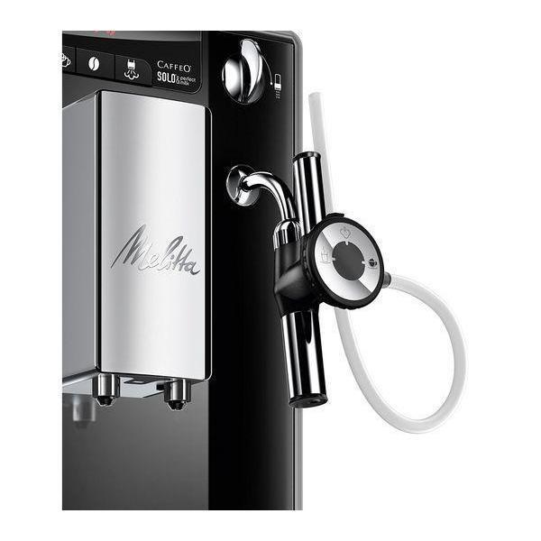Melitta Solo Perfect Milk Bean to Cup Coffee Machine - Black-Bean-to-Cup Coffee Machines-Melitta-northXsouth