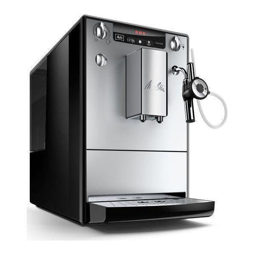 Melitta Solo & Perfect Milk, Bean to Cup Coffee Machine - Silver-Bean-to-Cup Coffee Machines-Melitta-northXsouth