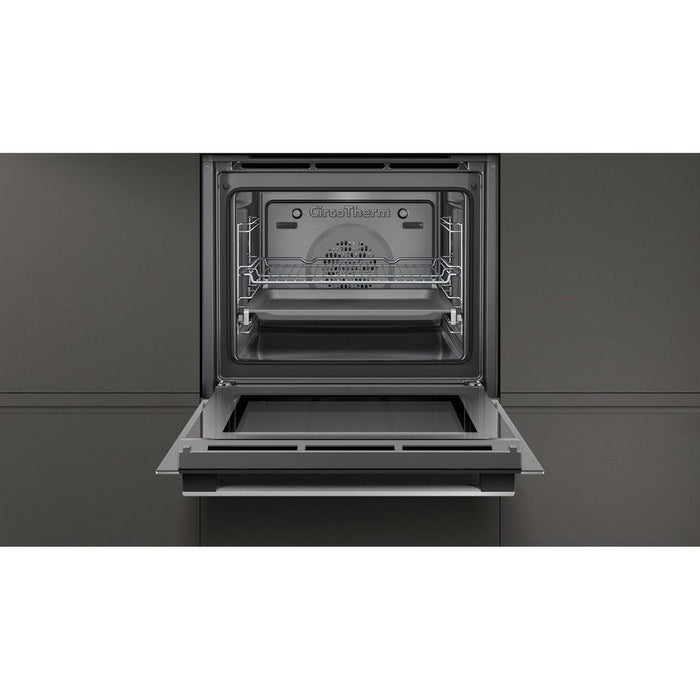 Neff B1ACE4HN0B Electric Single Oven - Stainless Steel-Single oven-Neff-northXsouth