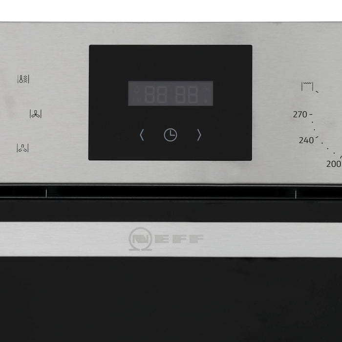 NEFF B1GCC0AN0B Electric CircoTherm® Single Oven-Single oven-Neff-northXsouth