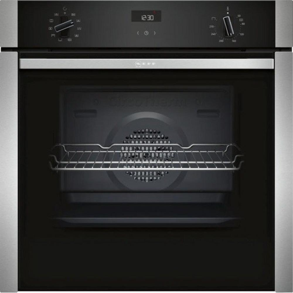 NEFF B3ACE4HN0B Slide & Hide Electric Oven-Single oven-Neff-northXsouth