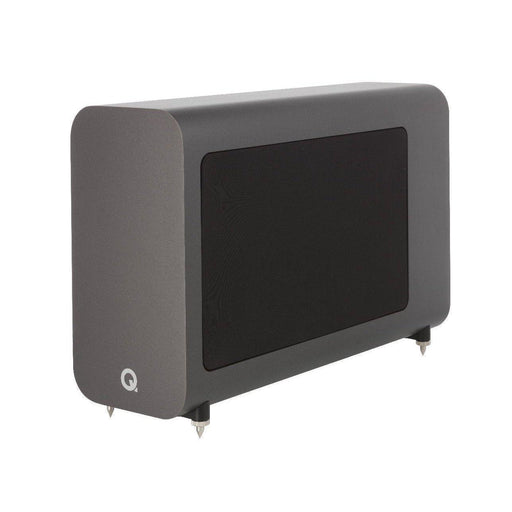 Q Acoustics 3060S Subwoofer - Graphite Grey-Subwoofer-Q Acoustics-northXsouth
