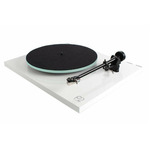 Rega Planar 2 Turntable / Vinyl Record Player - White-Turntable-Rega-northXsouth