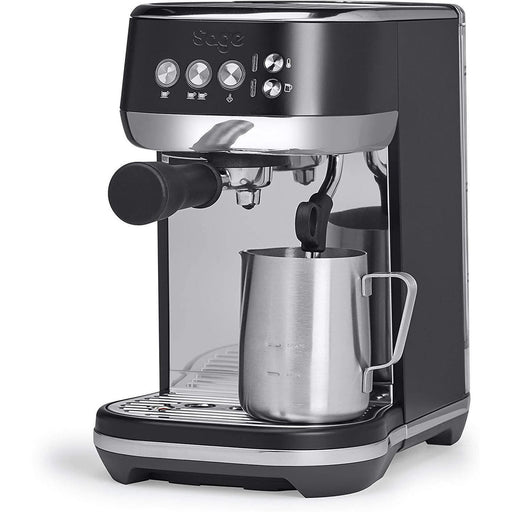 Sage Bambino Plus Espresso Coffee Machine, Black Truffle-Espresso Coffee Machine-Sage-northXsouth
