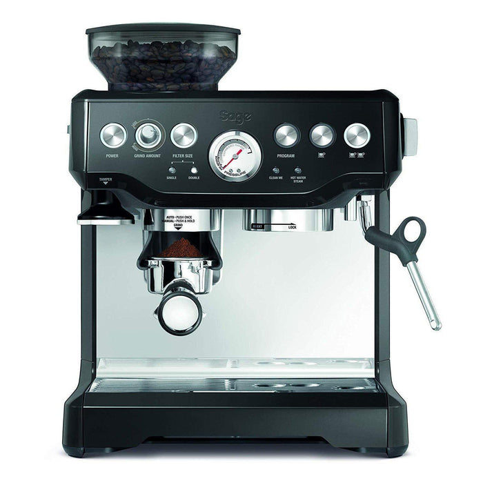 Sage Barista Express Bean to Cup Coffee Machine - Black-Bean-to-Cup Coffee Machines-Sage-northXsouth