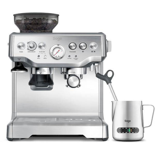 Sage Barista Express Bean to Cup Coffee Machine - Stainless Steel-Bean-to-Cup Coffee Machines-Sage-northXsouth