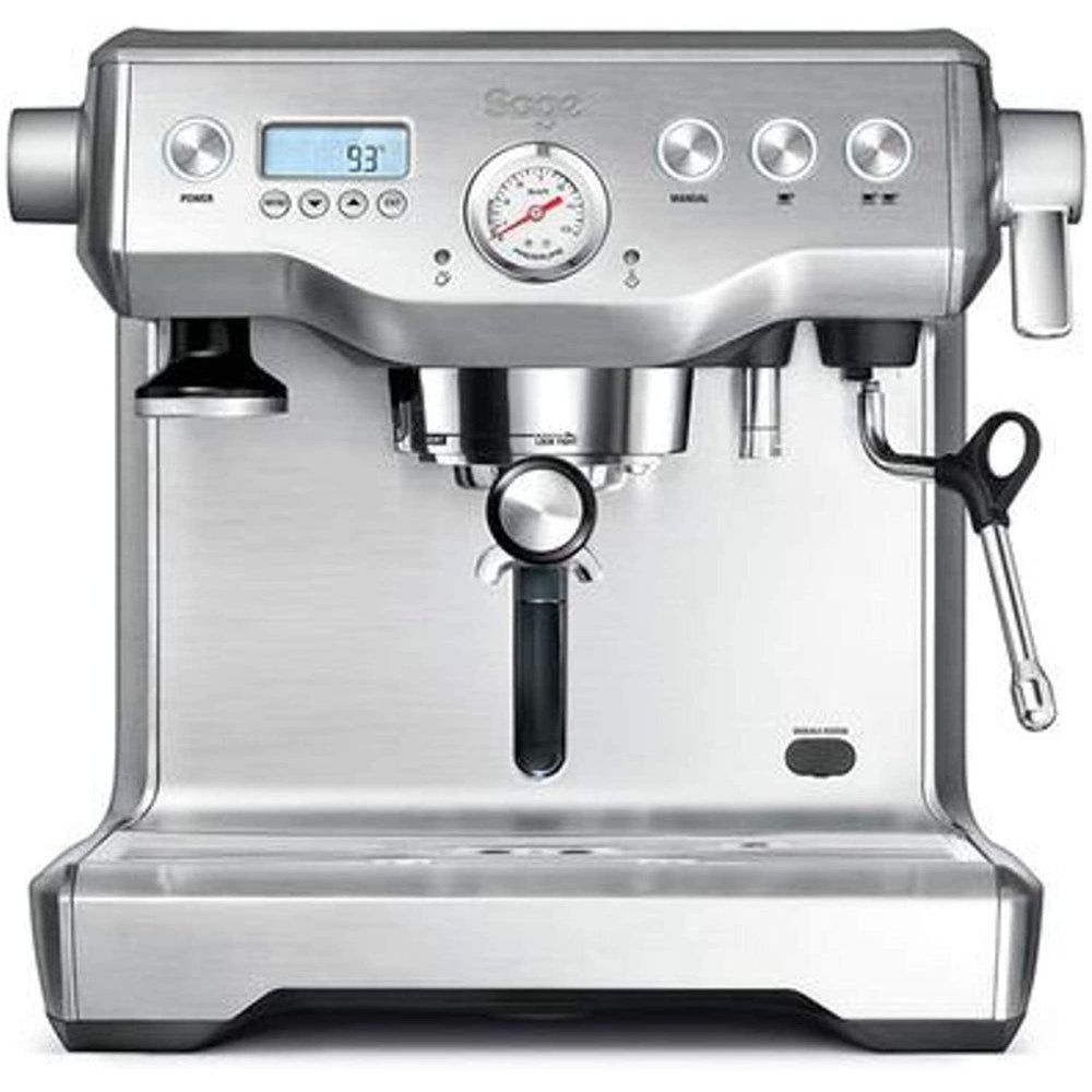 Sage BES920UK the Dual Boiler Espresso Machine - Stainless steel-Espresso Coffee Machine-Sage-northXsouth
