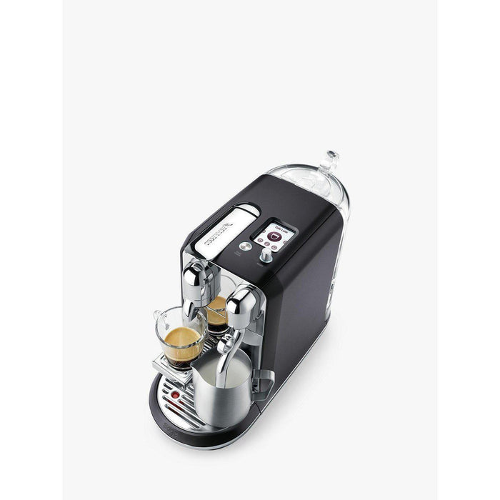 Sage Creatista Plus Nespresso Pod Coffee Machine - Black Truffle-Nespresso Coffee Machine-Sage-northXsouth