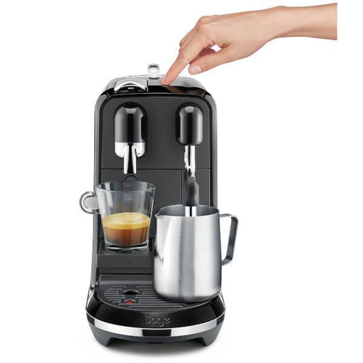 Sage Creatista Uno Nespresso Pod Coffee Machine - Black-Nespresso Coffee Machine-Sage-northXsouth