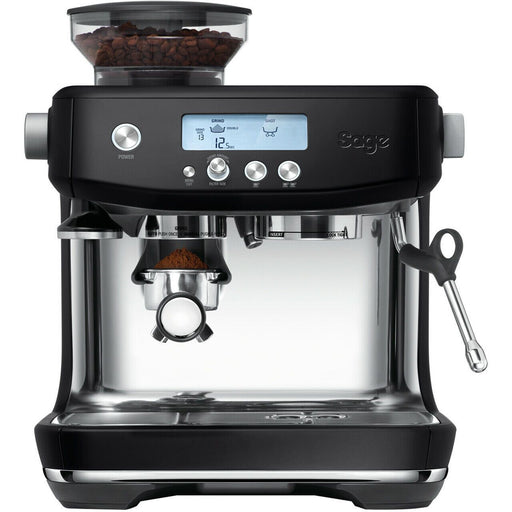 Sage The Barista Pro Bean to Cup Coffee Machine - Black Truffle-Bean-to-Cup Coffee Machines-Sage-northXsouth