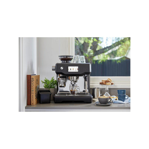 Sage the Oracle Touch Bean to Cup Coffee Machine - Black Truffle-Bean-to-Cup Coffee Machines-Sage-northXsouth