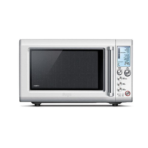 Sage the Quick Touch Crisp Microwave with Smart Cook Menu - Silver-Microwave-Sage-northXsouth