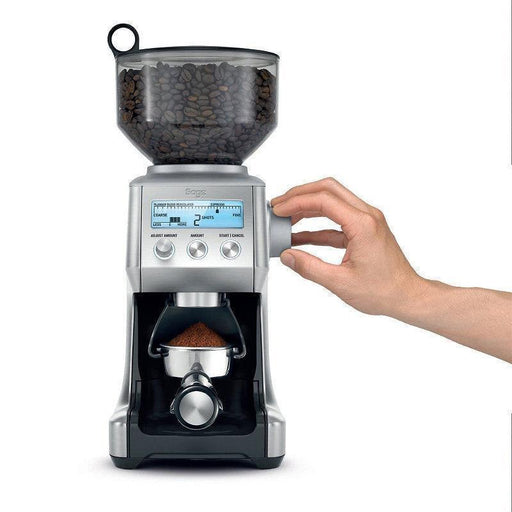 Sage The Smart Grinder Pro, Coffee Grinder - Stainless Steel / Silver-Coffee Grinder-Sage-northXsouth