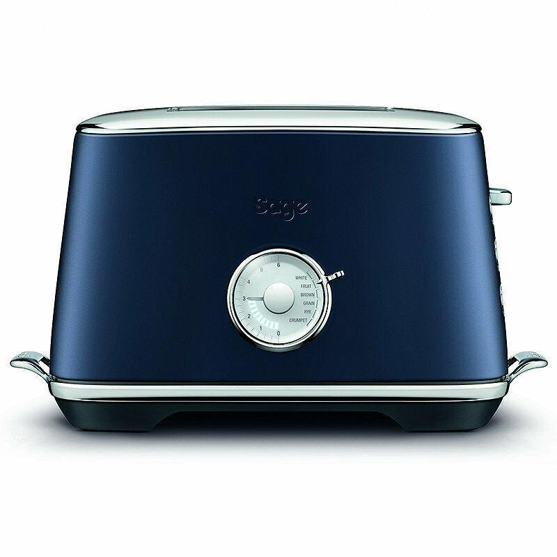 Sage The Toast Select Luxe 2 Slice Toaster - Damson Blue-Toasters-Sage-northXsouth