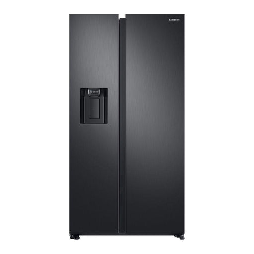 SAMSUNG RS68N8230B1 American-Style Fridge Freezer - Black Steel-american fridge freezer-Samsung-northXsouth