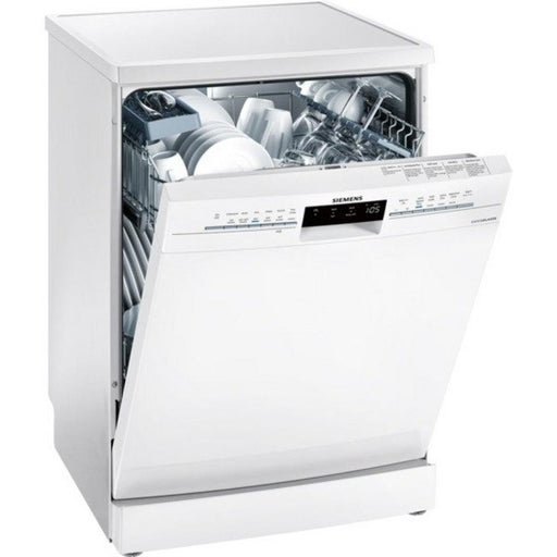Siemens extraKlasse SN236W02IG Full Size Dishwasher - White - A++ Rated-Dishwasher-Siemens-northXsouth