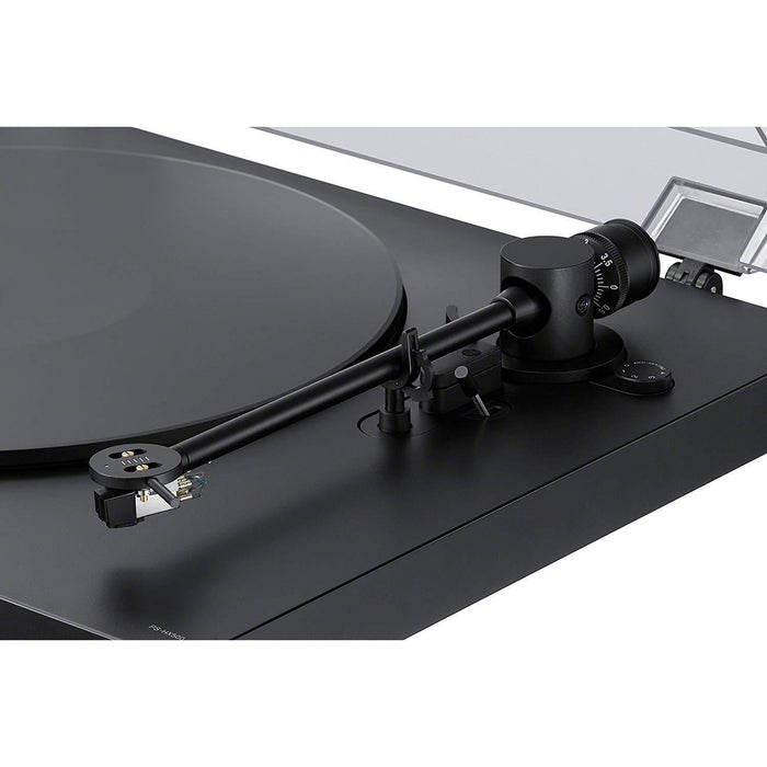 Sony PSHX500 Turntable / Vinyl Record Player - Black-Turntable-Sony-northXsouth