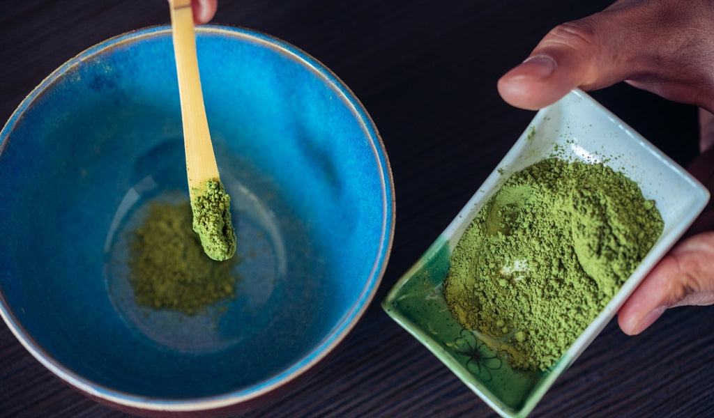 Determining Good vs Low quality Matcha