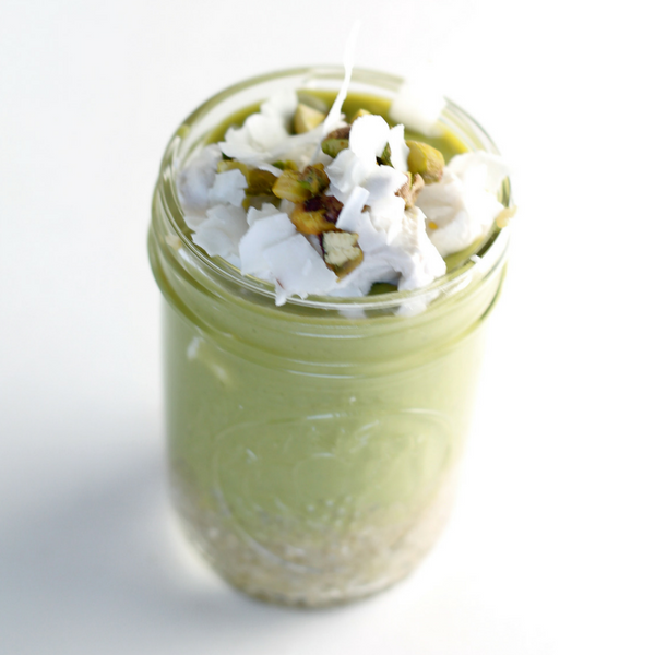 Matcha Coconut Latte Recipe