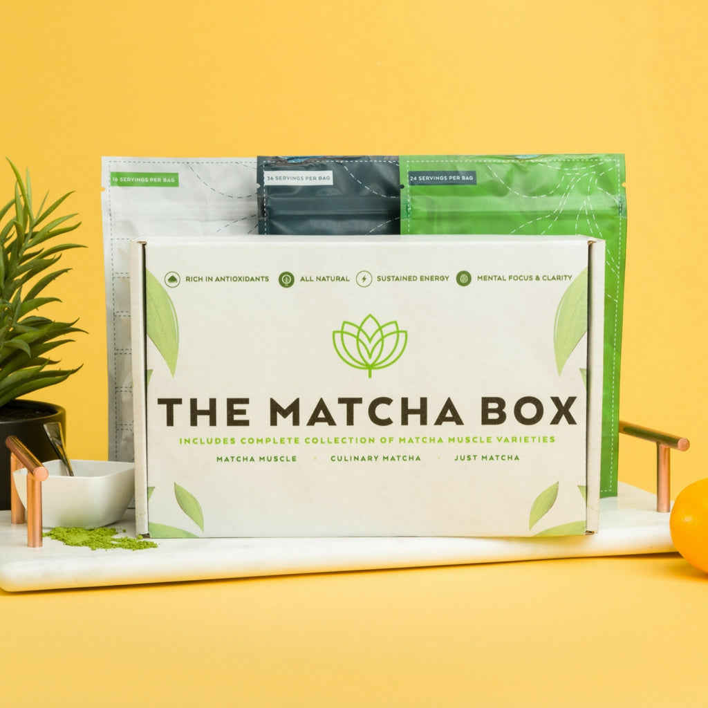 The Matcha Box