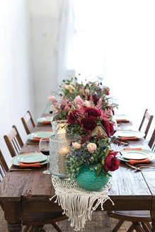 beautiful tablescape idea