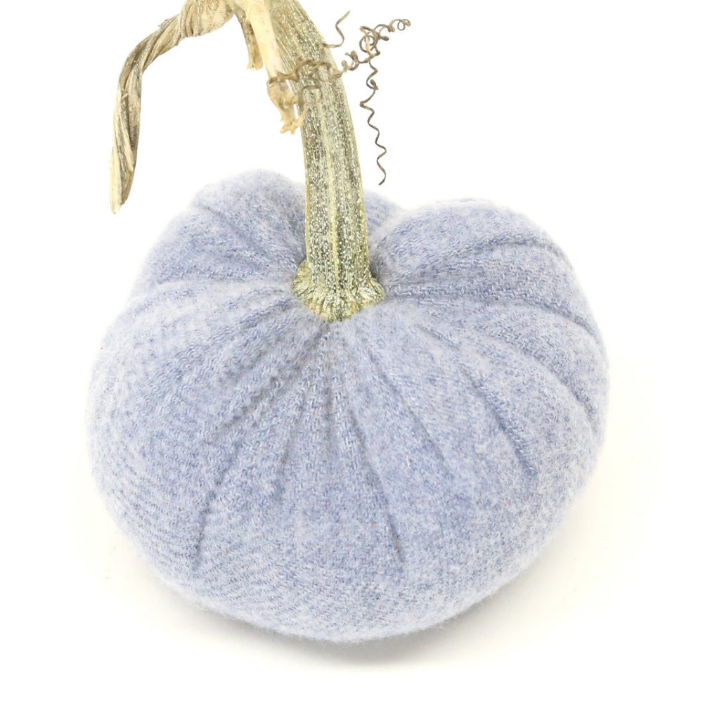 Chambray Cashmere Pumpkin