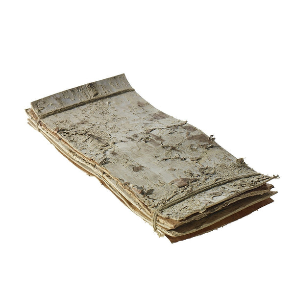Birch Bark Strips (Set of 6) - PoppyandPeaches.com - Accent Decor