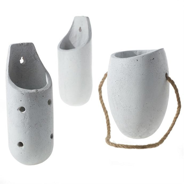 Native Planter - Three Choices - PoppyandPeaches.com - Accent Decor