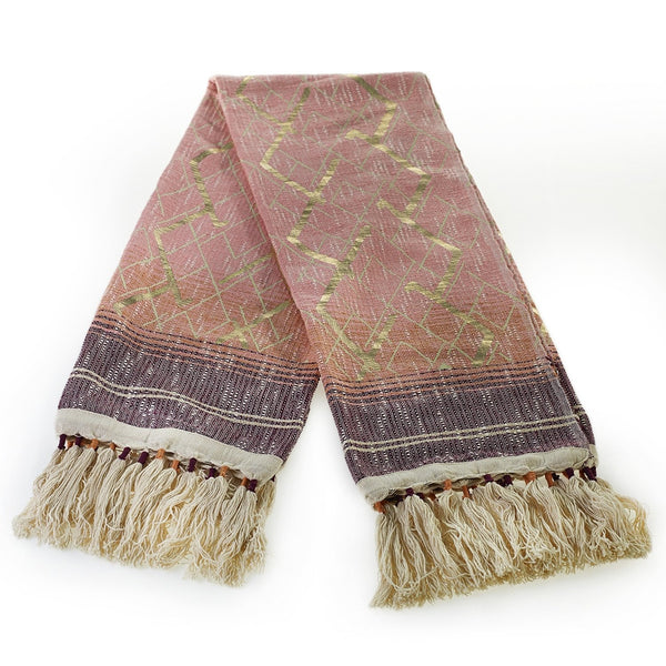 "Ziva Throw 49"" - PoppyandPeaches.com - Accent Decor"
