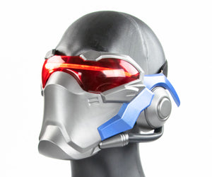 Overwatch Soldier Mask