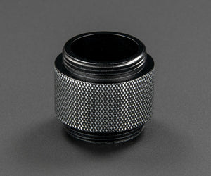 Coupler Knurled Male